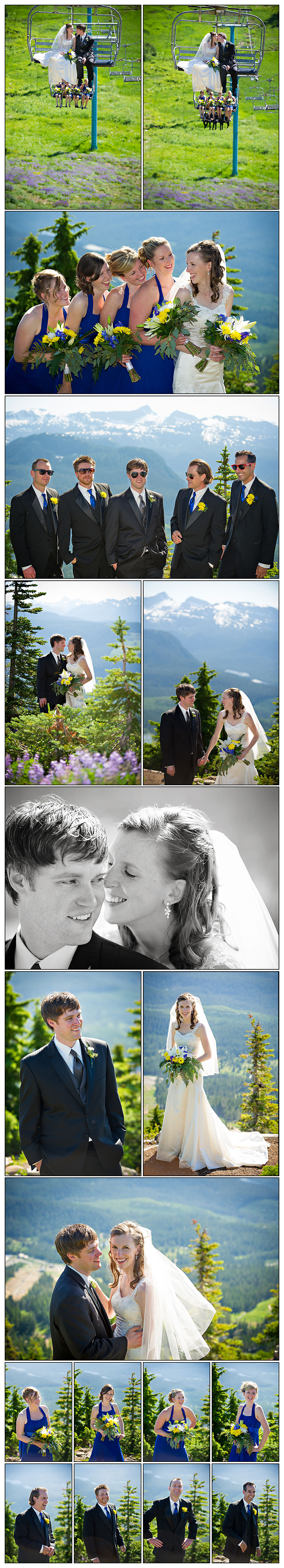 Mt. Washington Ski Resort, Vancouver Island, wedding photographer, Victoria B.C.