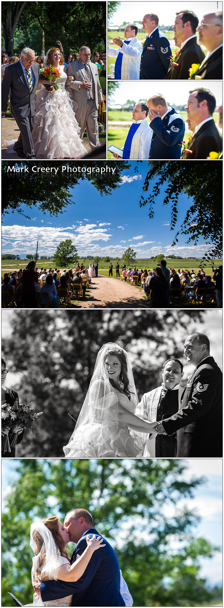 Northern Colorado wedding photographer