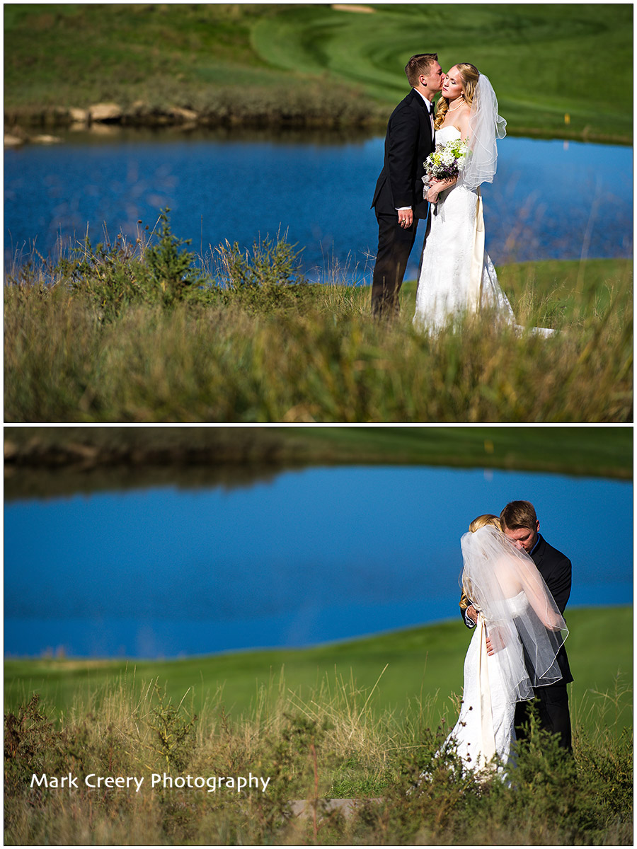 Colorado National Golf Club wedding