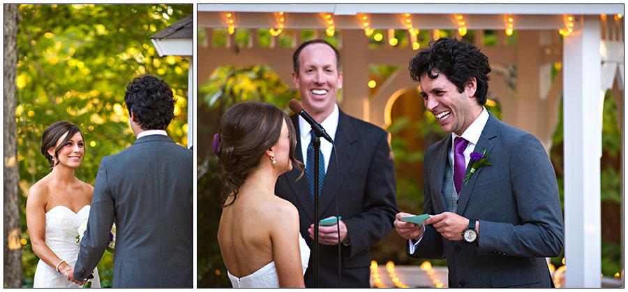 wedding ceremony photos Fort Collins