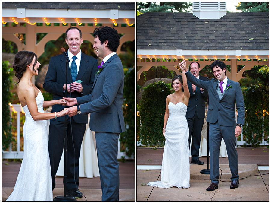 Fort Collins wedding photos