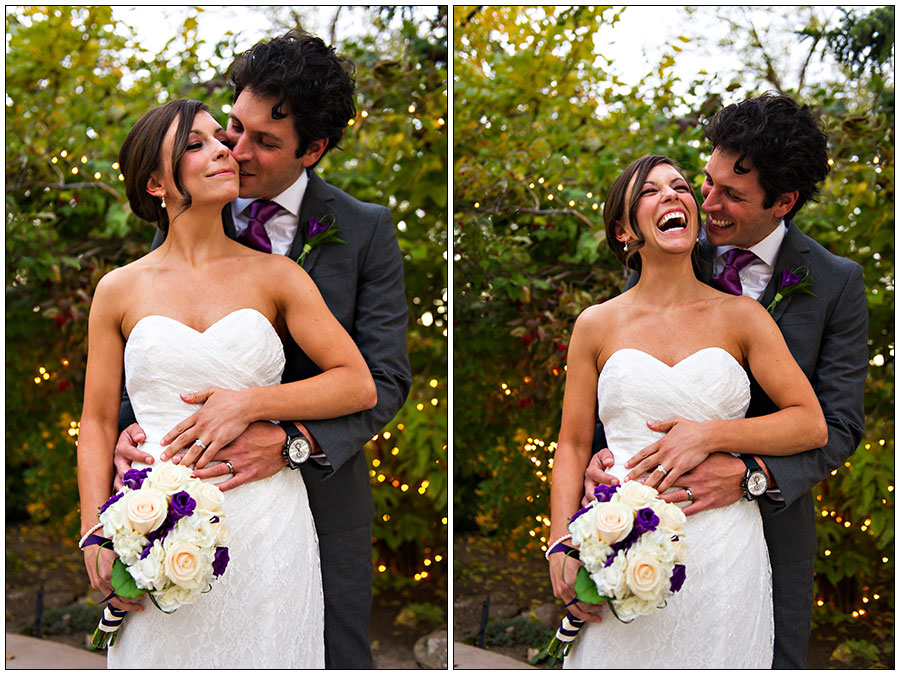 Fort Collins wedding at Tapestry House