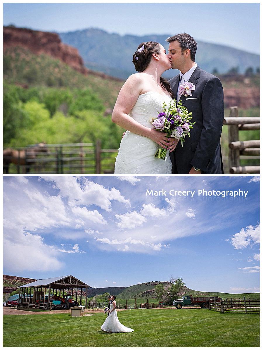 McC Ranch wedding photos