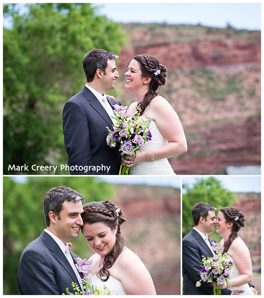 Wedding photos at McC Ranch